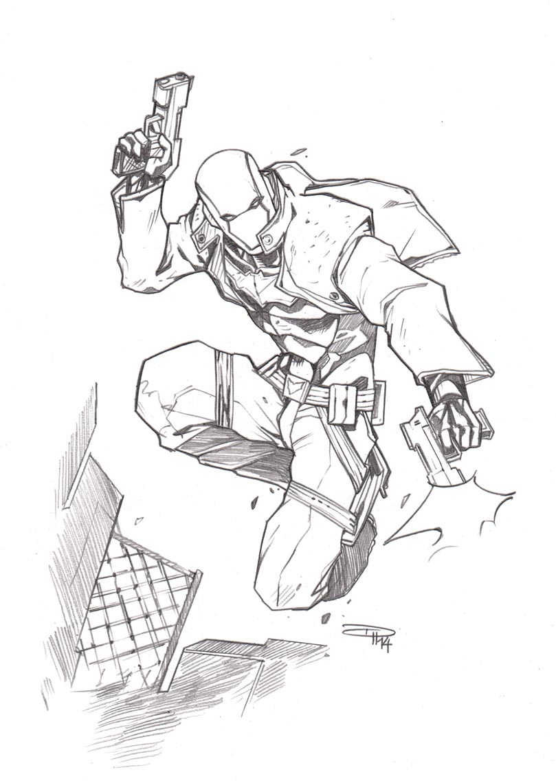 Red Hood by DenisM79 on DeviantArt