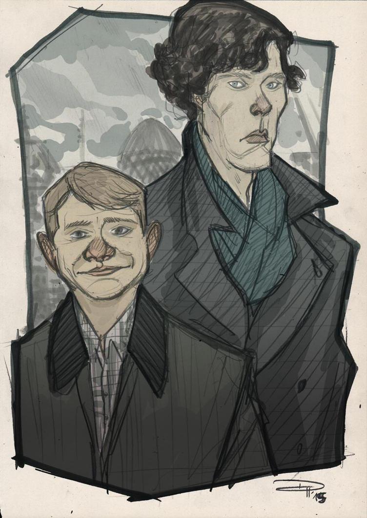 Sherlock by DenisM79