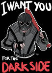 Vader Wants YOU by DenisM79