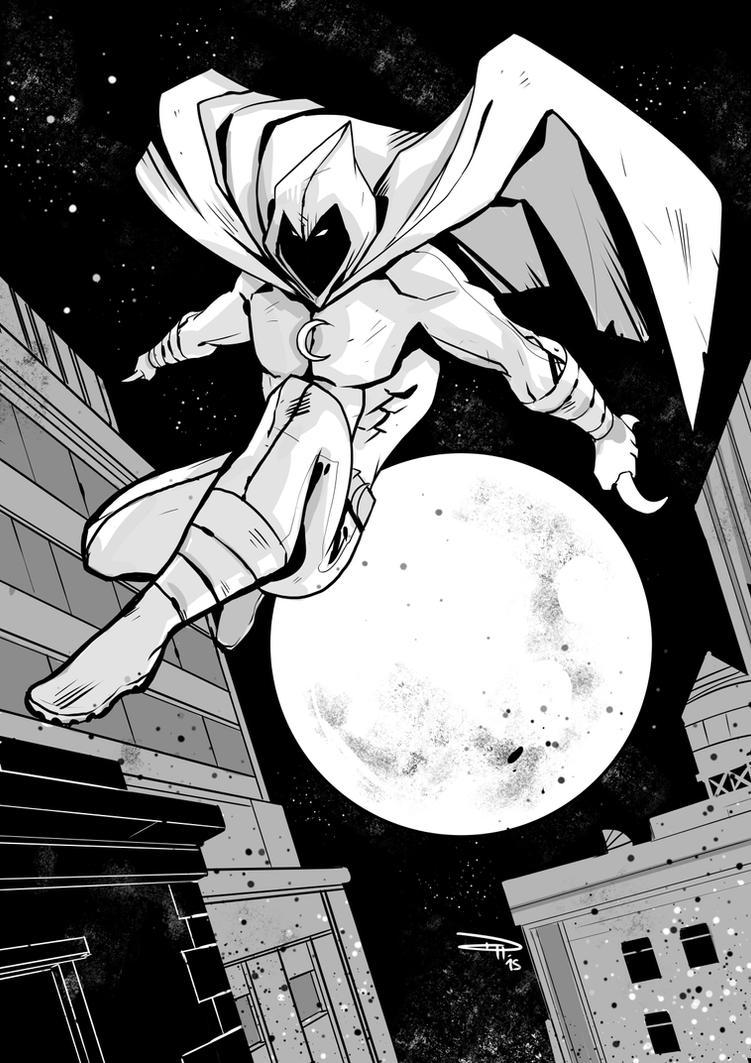 Moon Knight By Denism79 On Deviantart