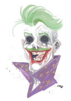 Joker retired
