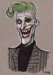 Joker MEFCC by DenisM79
