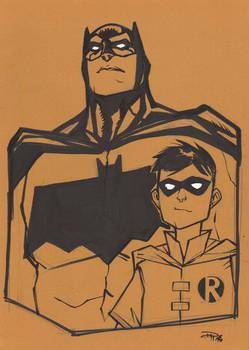 Batman and Robin MEFCC