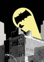 Bat Signal by DenisM79