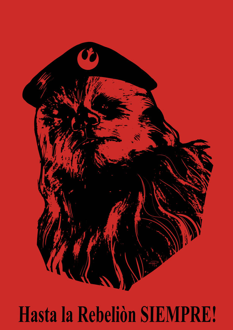 Che-Wbacca by DenisM79