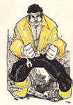 Luke Cage by DenisM79