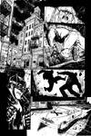 Rockabilly Batman - sample page 2015 by DenisM79
