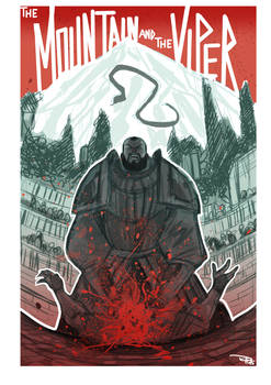 GoT - the Mountain and the Viper - 2015