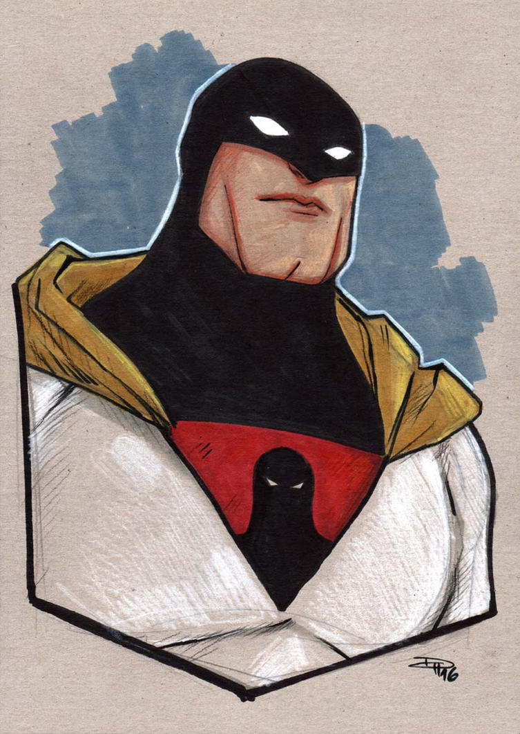 Space Ghost by DenisM79