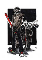 Vader the Bully by DenisM79