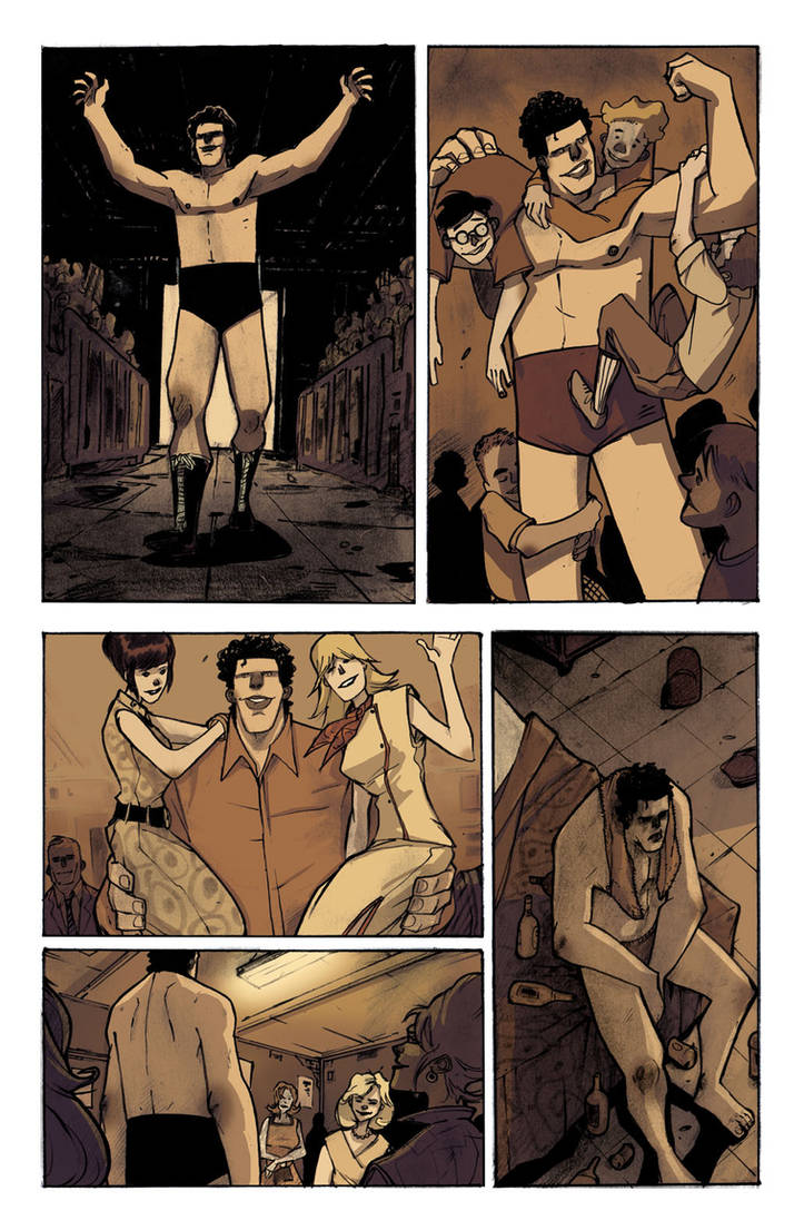 Andre the Giant : Closer to Heaven page 14 by DenisM79