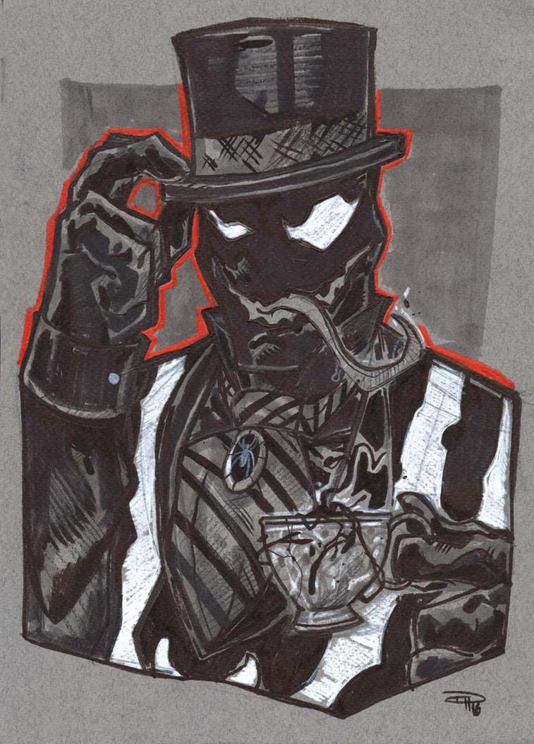 Steampunk Venom by DenisM79