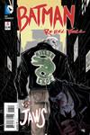 Batman Rebel Yell project - cover 5