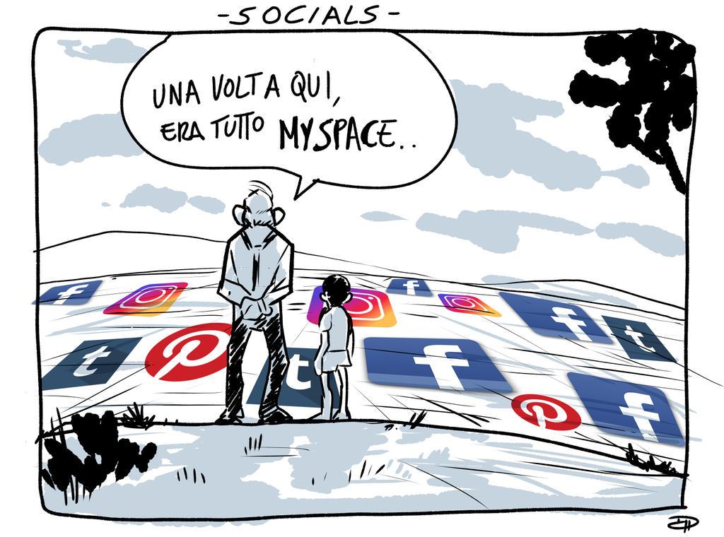 Socials by DenisM79