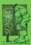 Hulk Smash