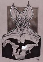 Man-Bat by DenisM79