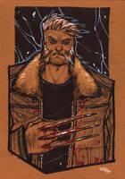 Old Man Logan by DenisM79
