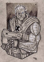 Cable by DenisM79