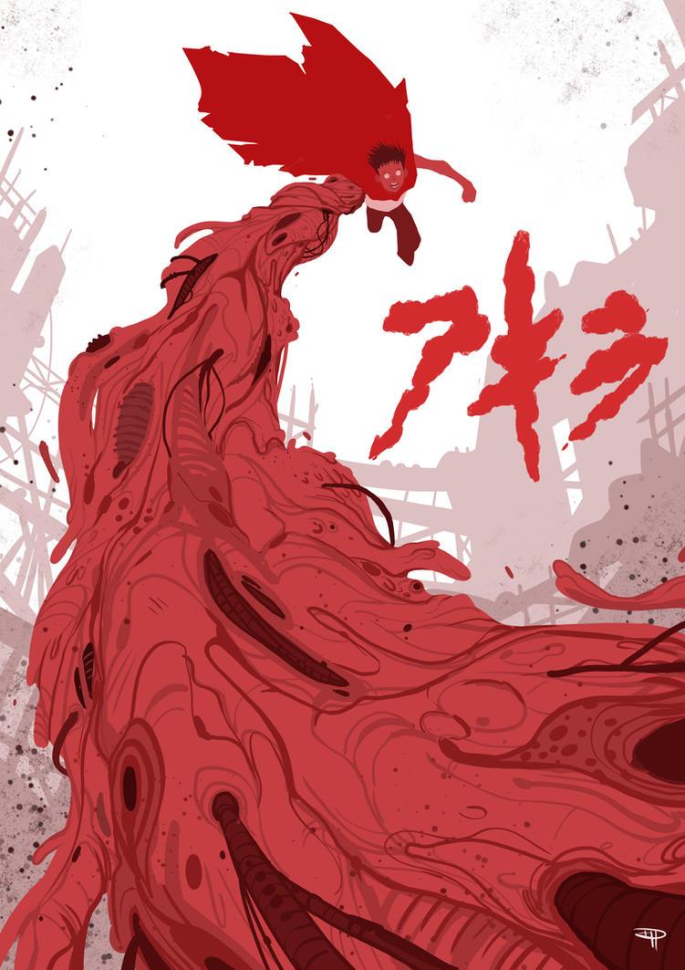 Tetsuo - Akira by DenisM79