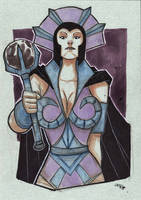 Evil-Lyn by DenisM79