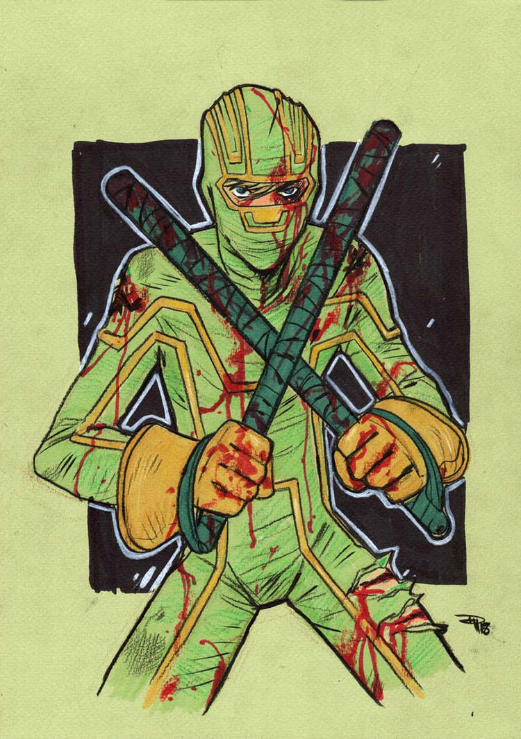 Kick-Ass by DenisM79