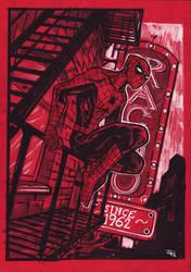 Spiderman by DenisM79
