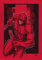 Dare Devil by DenisM79