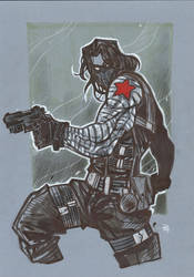 Winter Soldier by DenisM79