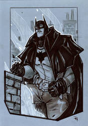 Gotham by Gaslight by DenisM79
