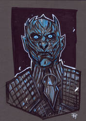 The Night King by DenisM79