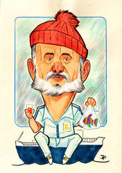 Steve Zissou by DenisM79