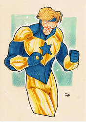 Booster Gold Commission