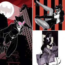 80th Anniversary Catwoman
