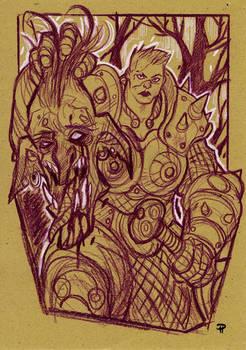 Troll Huntress