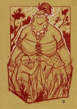 Ogre Lady