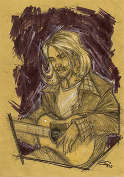 Kurt Cobain 2010