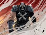 Crossbones -Marvel Champions CG