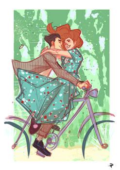 Un Bes In Bicicletta