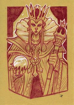 Fantasy Ladies - The Queen