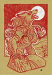 Fantasy Ladies - Werewolf Girl