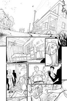 Cthulhu DMD page CMON Comics