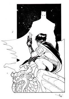 Robin and the Dark Knight