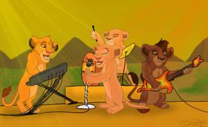 Rock Band by ShebaWild