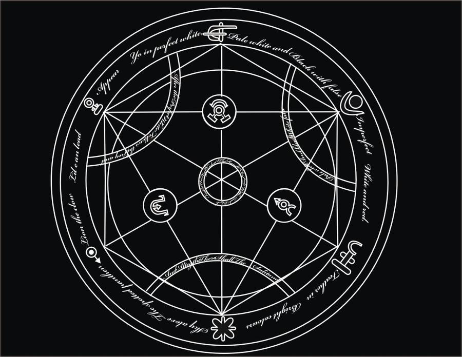 Fullmetal alchemist wallpaper 1