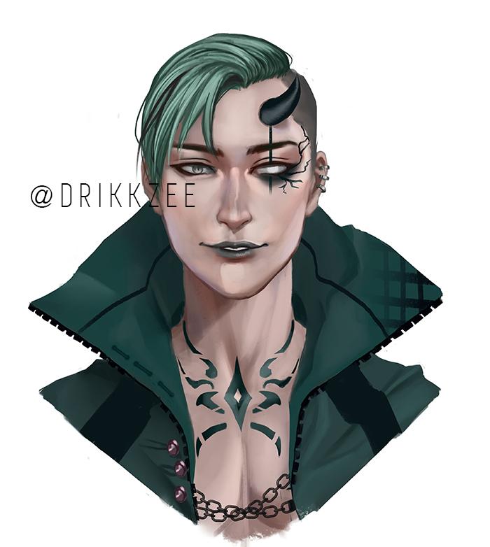Random Concept Character
