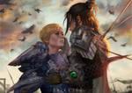 Commission - Porcio And Karun