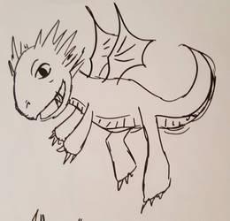 Dragon2-100 by Marimaru