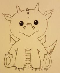 Dragon3-100 by Marimaru