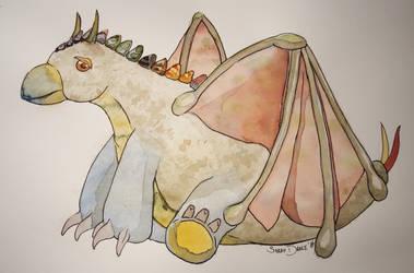 Dragon6-100 by Marimaru