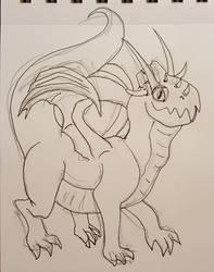Dragon7-100 by Marimaru